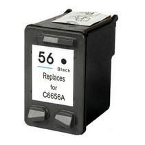 HP 56 zwart Inktjet cartridge