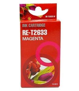 Huismerk Epson 26 magenta Inktjet cartridge