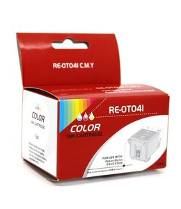 Huismerk Epson T041 kleur Inktjet cartridge
