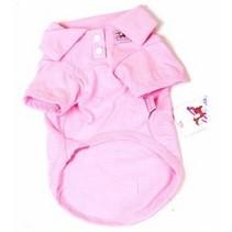 Cotton Honden Polo XS Roze