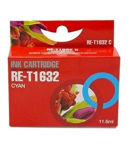 Huismerk Epson 16XL cyaan Inktjet cartridge