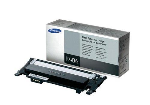 Huismerk Samsung CLT-K406S zwart Origineel Toner