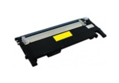 Huismerk Samsung CLT-C406S geel Toner