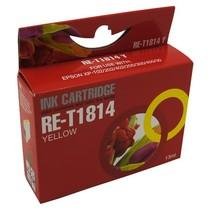 Epson 16XL geel Inktjet cartridge