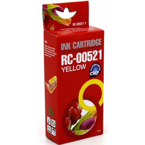 Huismerk Canon CLI-521Y geel Inktjet cartridge