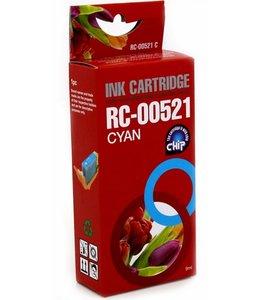 Huismerk Canon CLI-521C cyaan Inktjet cartridge