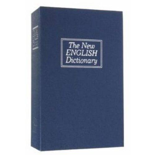 Huismerk Boeken Kluis Blauw