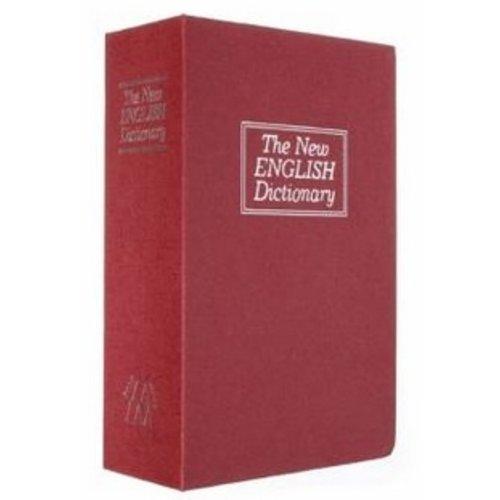 Huismerk Boeken Kluis Rood