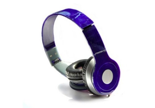 Koptelefoon Sport Blauw