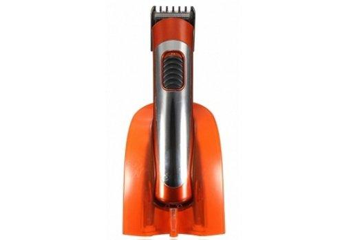 Huismerk Oplaadbare Elektrische Tondeuse Oranje