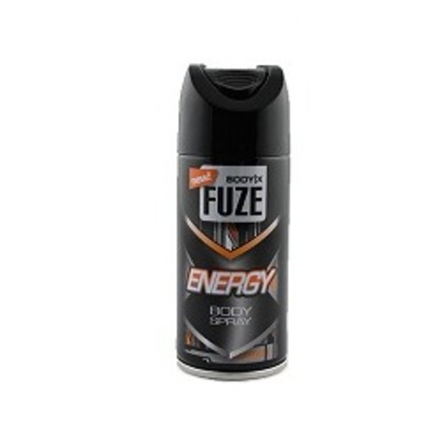 Huismerk Body-X Fuze Deospray 150ml Energy