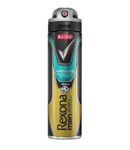 Huismerk Rexona men sport adrenaline deospray 150ml