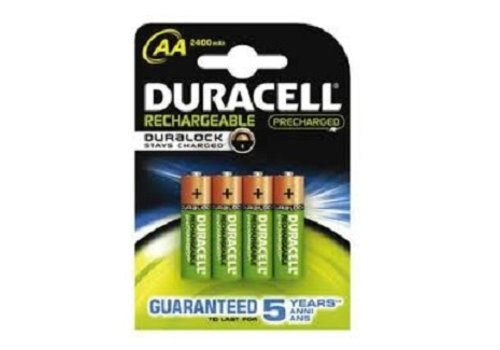 Huismerk Duracell batterijen 4x AA