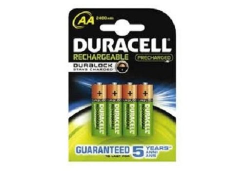 Huismerk Duracell batterijen 4x AAA