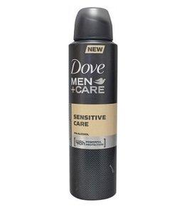 Huismerk Dove Deospray 150ml Men Care Sensitive Care