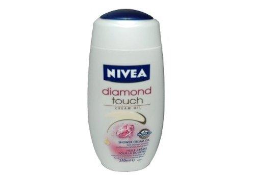 Nivea Showergel 250ml Diamond Touch