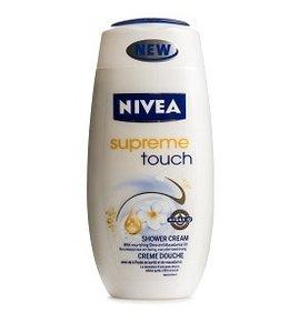 Huismerk Nivea Showergel 250ml Supreme Touch
