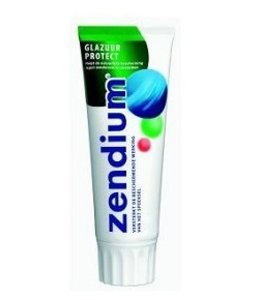 Huismerk Zendium Toothpaste 75ml Glazuur Protect