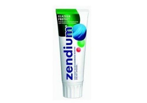 Zendium Toothpaste 75ml Glazuur Protect