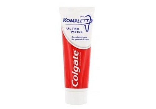 Colgate Toothpaste 75ml Ultra White