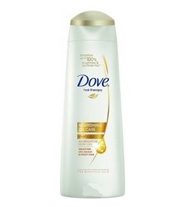 Huismerk Dove Shampoo 250ml Nourishing Oil Care