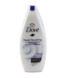 Huismerk Dove deeply nourishing showergel 500ml
