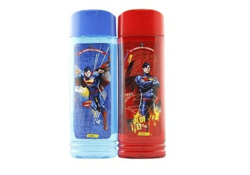 Huismerk Marvel Heroes: superman 2in1 Shampoo & Showergel 236ml