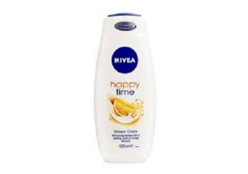 Nivea Shower creme happy time 500ml