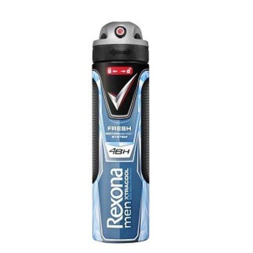 Huismerk Rexona men Xtra fresh deospray 150ml