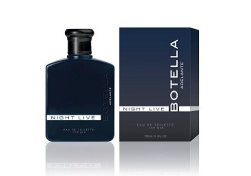 Botella Nightlife edt for men 100ml
