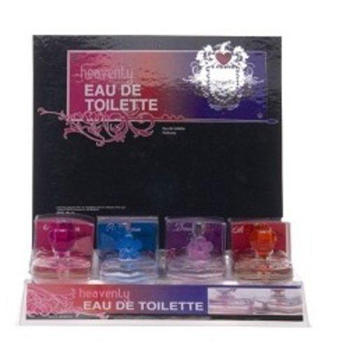 Huismerk Parfumflesje 15 ml Paars
