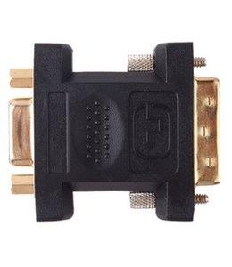 Huismerk DVI 24+5 Man naar 15 Pin VGA Adapter