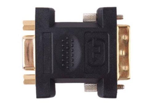 DVI 24+5 Man naar 15 Pin VGA Adapter