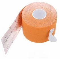 Therapeutische Sport Tape 5 meter Oranje