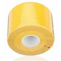Therapeutische Sport Tape 5 meter Geel