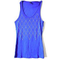 T-Shirt Steentjes Blauw S/M