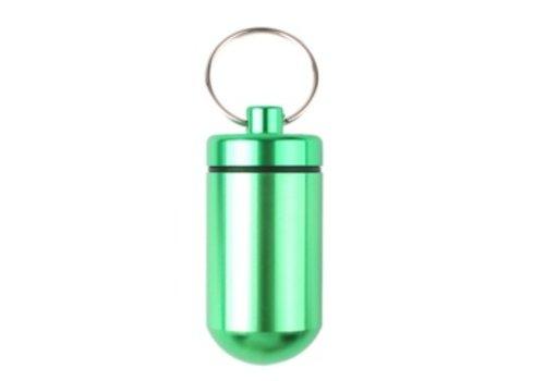 Pillenhouder BIG Groen 5,5 x 2,5 x 2.5 cm