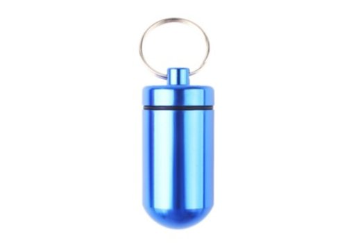 Pillenhouder BIG Blauw 5,5 x 2,5 x 2.5 cm