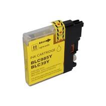 Brother LC-980Y Geel Inktjet cartridge