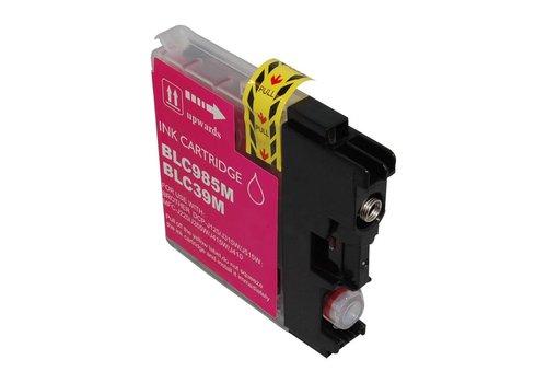 Huismerk Brother LC-980M Magenta Inktjet cartridge