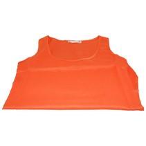 Koningsdag Zomer Candy Chiffon T-shirt Oranje S