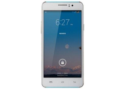 Huismerk Android Smartphone 4GB Dual SIM 3G Wit