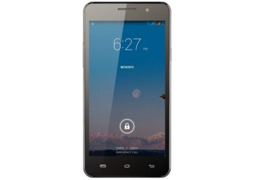 Huismerk Android Smartphone 4GB Dual SIM 3G Zwart