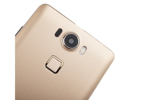 Huismerk Android 5.1 Quad-core Smartphone X5 Goud