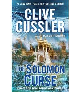 CLIVE CUSSLER<br /> <br /> <br />  The Solomon Curse / druk 1