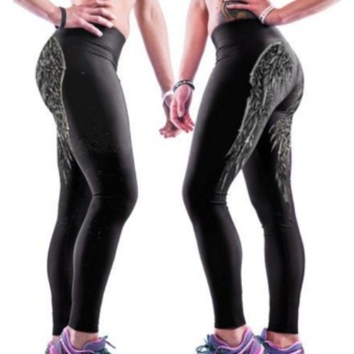 Huismerk Sport Stretch Print Legging 6