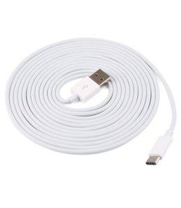 Huismerk Type C USB 3.1 Data Sync Charger Kabel