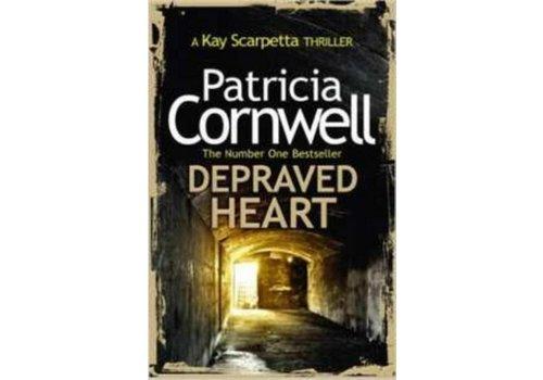 CORNWELL, PATRICIA Depraved Heart EXPORT