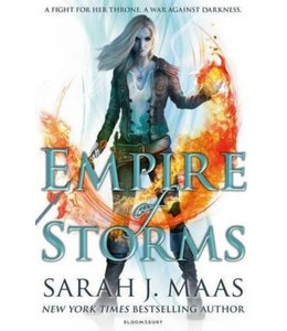 MAAS, SARAH J. Throne of Glass 05. Empire of Storms