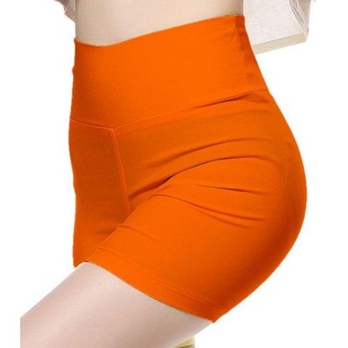 Huismerk Korte Strakke Legging Casual 4
